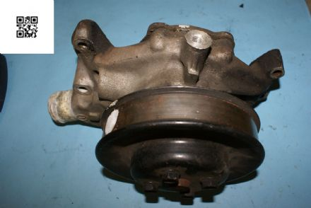 1984-1991 Corvette C4,Aluminium Water Pump and Pulley GM 14047008/14055117,Used Fair